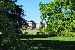 Cholmondeley Castle. Zwiedzamy Wielką Brytanię #1