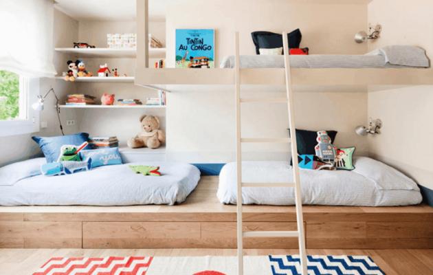 pokój dzieci razem czy osobno