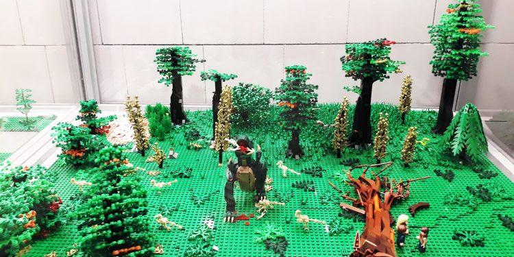 wystawa lego wrocław
