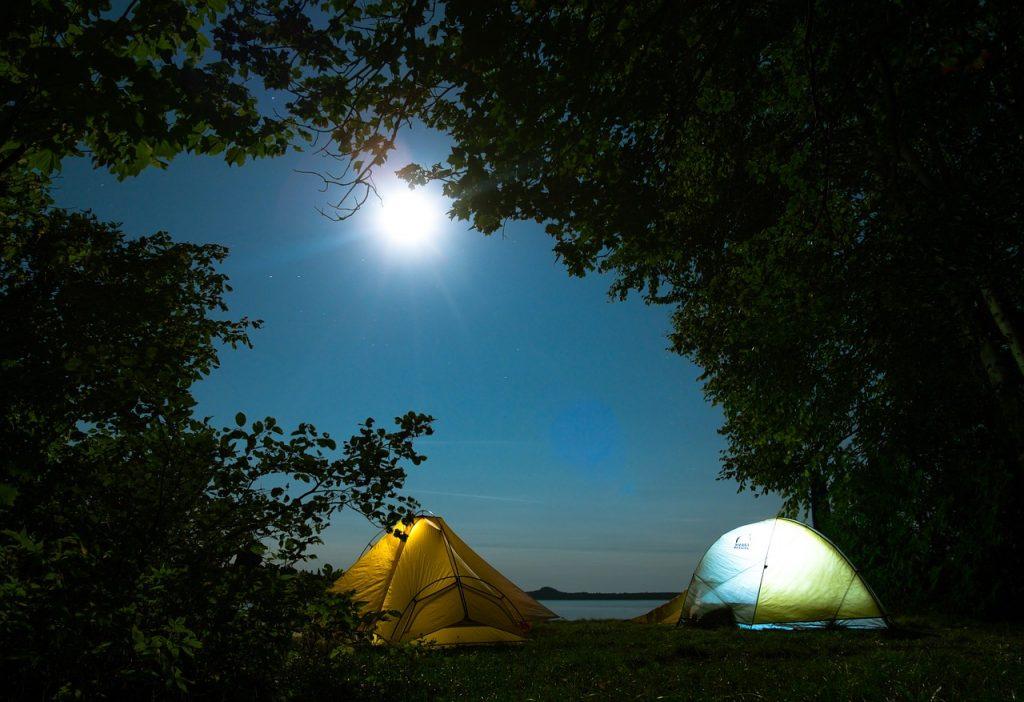wakacje pod namiotem 2