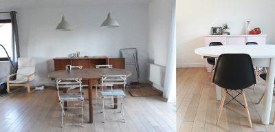 jak odnowić stary stół