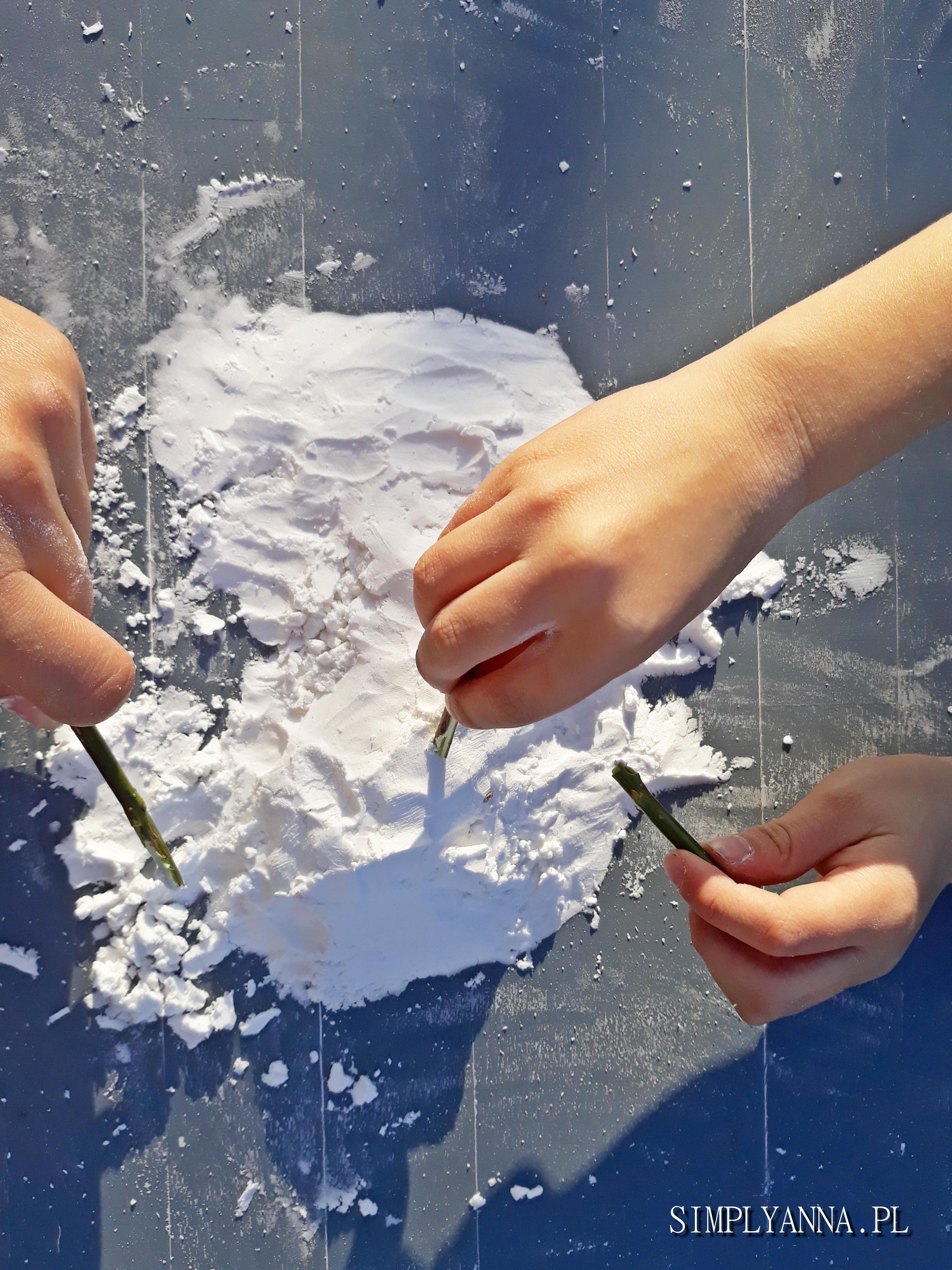 sztuczny śnieg 6