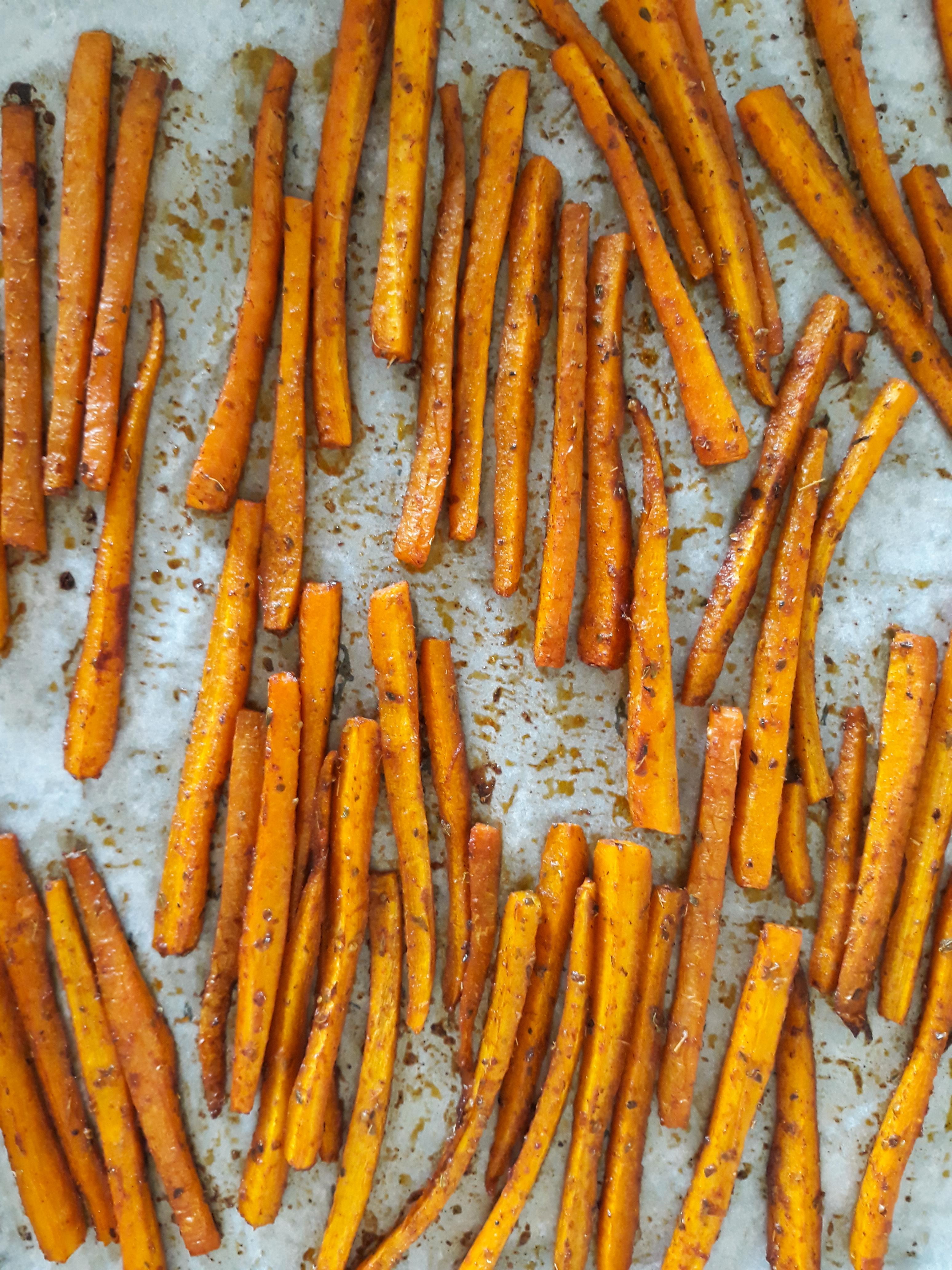 frytki z marchewki 1