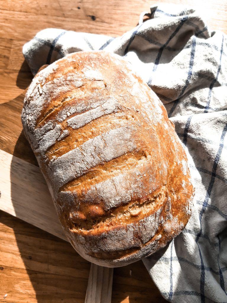chleb z garnka 2
